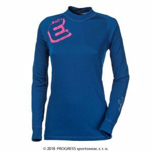 1334a2ea0510 Progress DF NDR PRINT pánske termo tričko dl. rukáv. 27