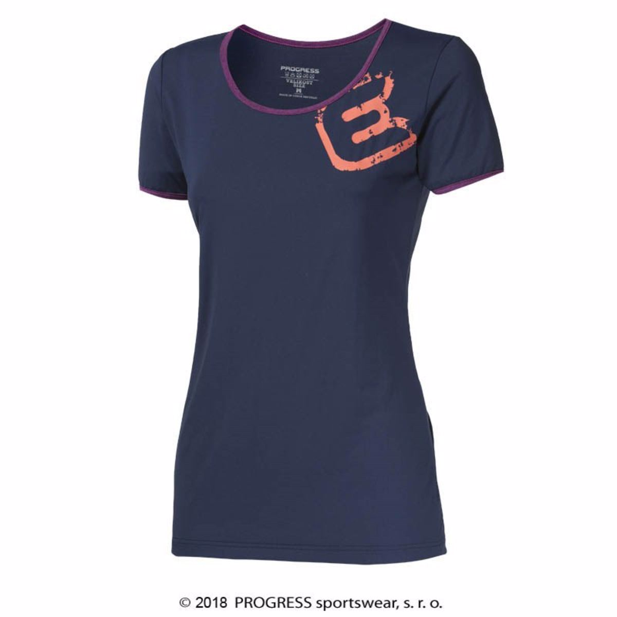 96bc51c937ebf Progress TR IMOLA dámske športové tričko