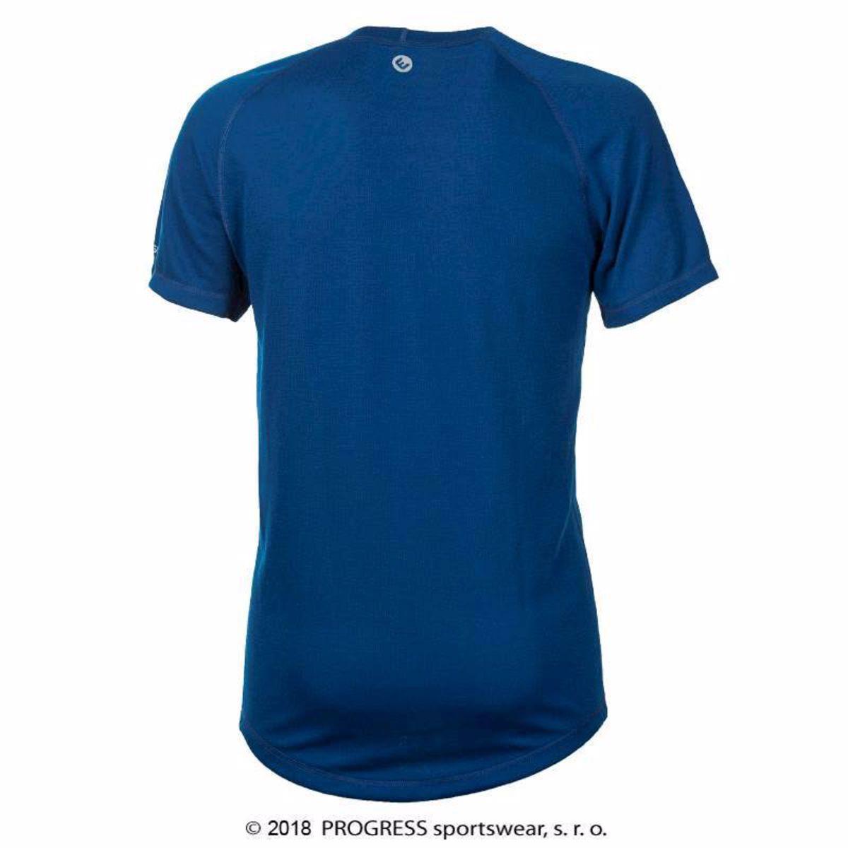 d8a2482e4d13 Progress DF NKR PRINT pánske termo tričko kr. rukáv