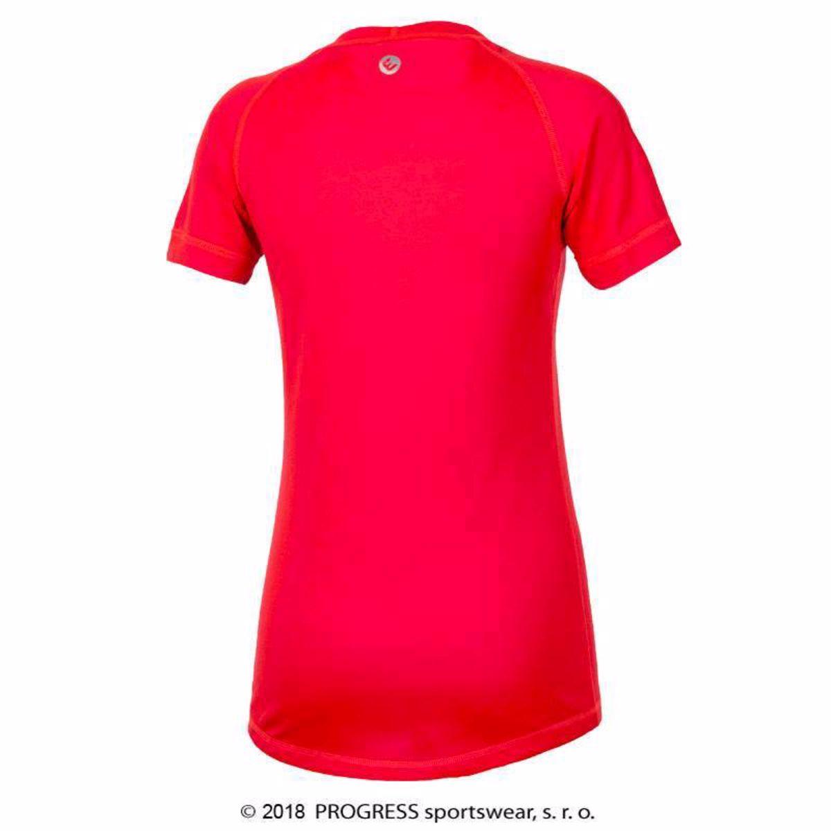 630eac7e5930 Progress DF NKRZ PRINT dámske termo tričko kr. rukáv